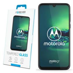 Forever™ Skärmskydd till Motorola Moto G8 Plus - Härdat Glas Transparent