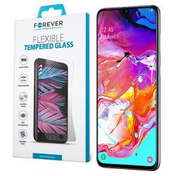 Forever™ Skärmskydd till Samsung Galaxy A70 - Flexi Heltäckande Transparent