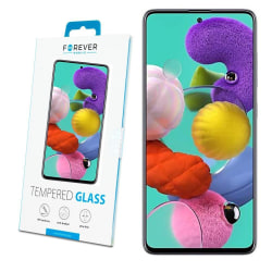 Forever™ Skärmskydd till Samsung Galaxy A71 5G - Härdat Glas Transparent