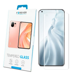 Forever™ Skärmskydd till Xiaomi Mi 11 Lite 5G  - Härdat Glas Transparent