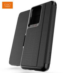 GEAR4™ D3O® Fodral Oxford till Samsung Galaxy S20 Ultra 4M Svart