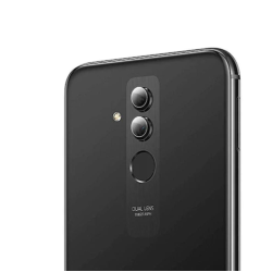 Härdat Glas Huawei Mate 20 Lite Linsskydd Kamera