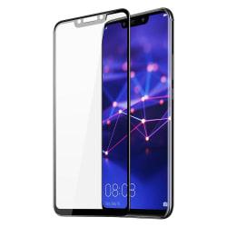 Huawei Mate 20 Lite Skärmskydd Heltäckande Härdat Glas Transparent