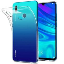 Huawei P Smart 2019 Skal Slim Genomskinlig Silikon Transparent