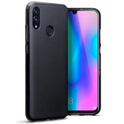 Huawei P Smart 2019 Skal Ultra-Slim Black TPU Svart