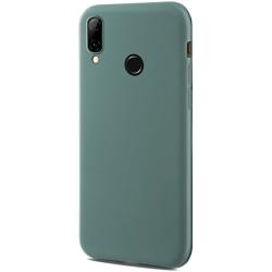 Huawei P Smart 2019 Skal Ultra-Slim GråBlå TPU Blå