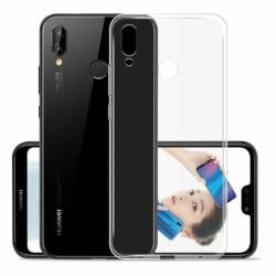 Huawei P Smart 2019 Skal Ultra-Slim Transparent TPU Svart