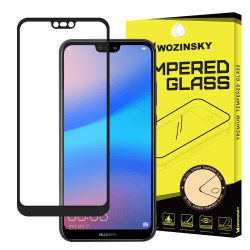 Huawei P20 Lite Skärmskydd - CURVED Transparent