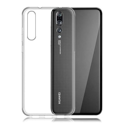 Huawei P20 Pro Skal Ultra-Slim Transparent TPU