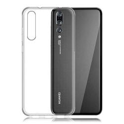 Huawei P20 Pro Skal Ultra-Slim Transparent TPU  Transparent