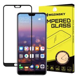 Huawei P20 Pro Skärmskydd Heltäckande Transparent