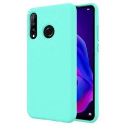 Huawei P30 Lite Silicone Case - Mint Silikonskal Grön