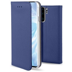 Huawei P30 Pro Plånboksfodral - Mobilfodral Blå Blå
