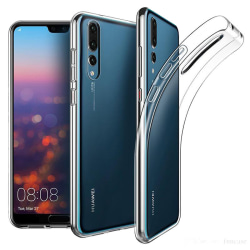 Huawei P30 Pro Skal Ultra-Slim Transparent TPU