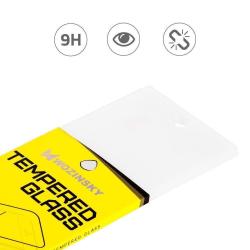 Huawei P40 Lite 5G Skärmskydd Heltäckande Härdat Glas Transparent