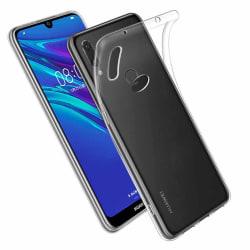 Huawei Y6 2019 Skal Ultra-Slim Transparent TPU Transparent