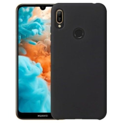 Huawei Y6s 2019 Skal Black Matte TPU Svart