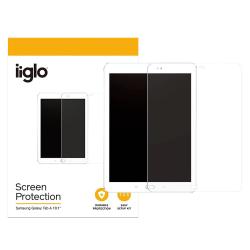 iiglo Skärmskydd till Samsung Galaxy TAB A 10.1 (2019) Transparent