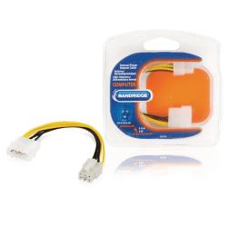 Intern strömkabel PCI Express - Molex