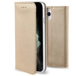 iPhone 11 Flip Fodral  Plånboksfodral Guld Guld