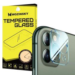 iPhone 12 Mini Linsskydd Härdat glas för Kamera Transparent