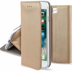 iPhone SE 2020/8/7 Fodral - Plånboksfodral Guld Guld