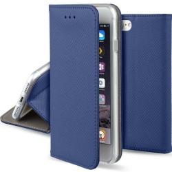 iPhone SE 2020/8/7 Plånboksfodral - Mobilfodral Blå Blå
