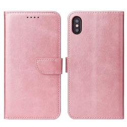 iPhone XR Plånboksfodral Rosa