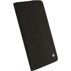 Krusell Samsung Galaxy Tab 3 7.0 Fodral med Stödfunktion - Svart Svart
