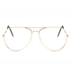 Läsglasögon Pilot +1.5 Styrka Guld Guld
