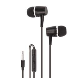 MaxLife In-Ear Trådbundna Hörlurar/Headset - 3,5mm - Svart Svart