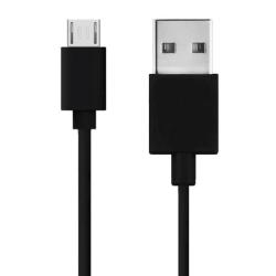 Maxlife™ Micro-USB 20 cm Laddningskabel Samsung/Sony/Huawei Svart