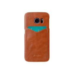 Melkco Samsung Galaxy S6 Edge Fodral med kortfack