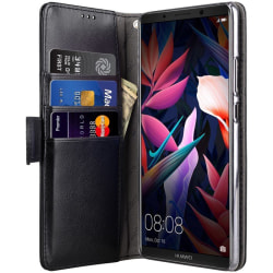 Melkco Wallet Huawei Mate 10 Pro Fodral Plånboksfodral Svart