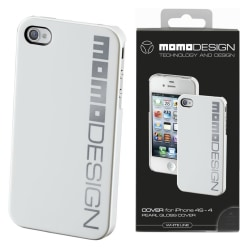 Momo Design Cover for iPhone 4/4S  Vit