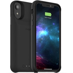 Mophie™ Juice Pack iPhone XR Batteriskal Svart