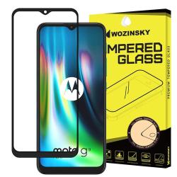 Motorola Moto G9 Play Skärmskydd Heltäckande Transparent
