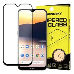 Nokia 5.3 Härdat glas - Heltäckande Skärmskydd Transparent