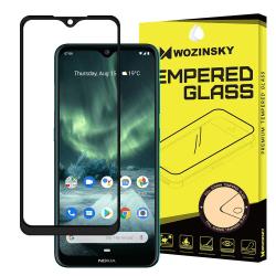 Nokia 7.2 Skärmskydd Heltäckande - Full Glue Transparent