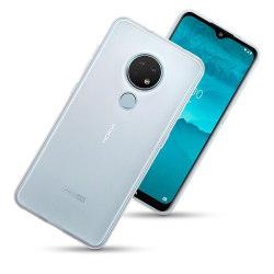 Nokia 7.2 Skal Ultra-Slim Transparent TPU  Transparent