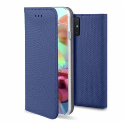 Plånboksfodral Sony Xperia 1 - Flip fodral Navy Blue