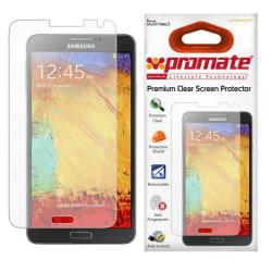 Promate Skärmskydd för Samsung Galaxy Note 3 inkl. rengöringsduk