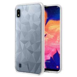 Samsung Galaxy A10 Skal Air Prism Case - (Genomskinligt) Transparent
