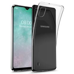 Samsung Galaxy A10 Skal Ultra-Slim Transparent TPU Transparent
