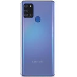Samsung Galaxy A21s Skal Ultra-Slim Genomskinligt Skal Transparent