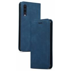Samsung Galaxy A40 Plånboksfodral Fodral - Navy Blue Blå
