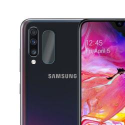 Samsung Galaxy A70 Linsskydd Härdat glas för Kamera