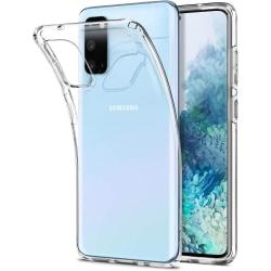 Samsung Galaxy A71 Skal Ultra-Slim Transparent TPU Transparent
