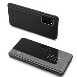 Samsung Galaxy A71 Smart View Cover Fodral - Svart Svart