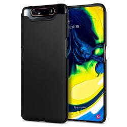 Samsung Galaxy A80 Skal Silicone Slim Case SM-A805F/DS Svart